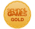 Sainsbury's School Games Gold Mark