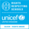 Rights Respecting Silver Logo